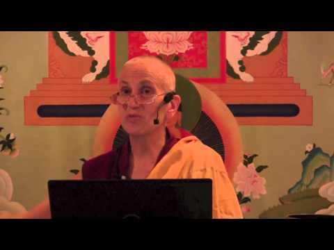 Avoiding rebirth in the lower realms