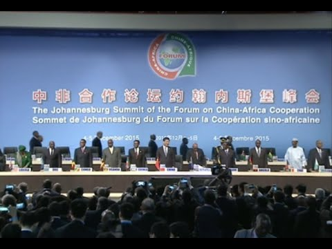 Chinese President Delivers Keynote Speech at Summit of Forum on China Africa Cooperation
