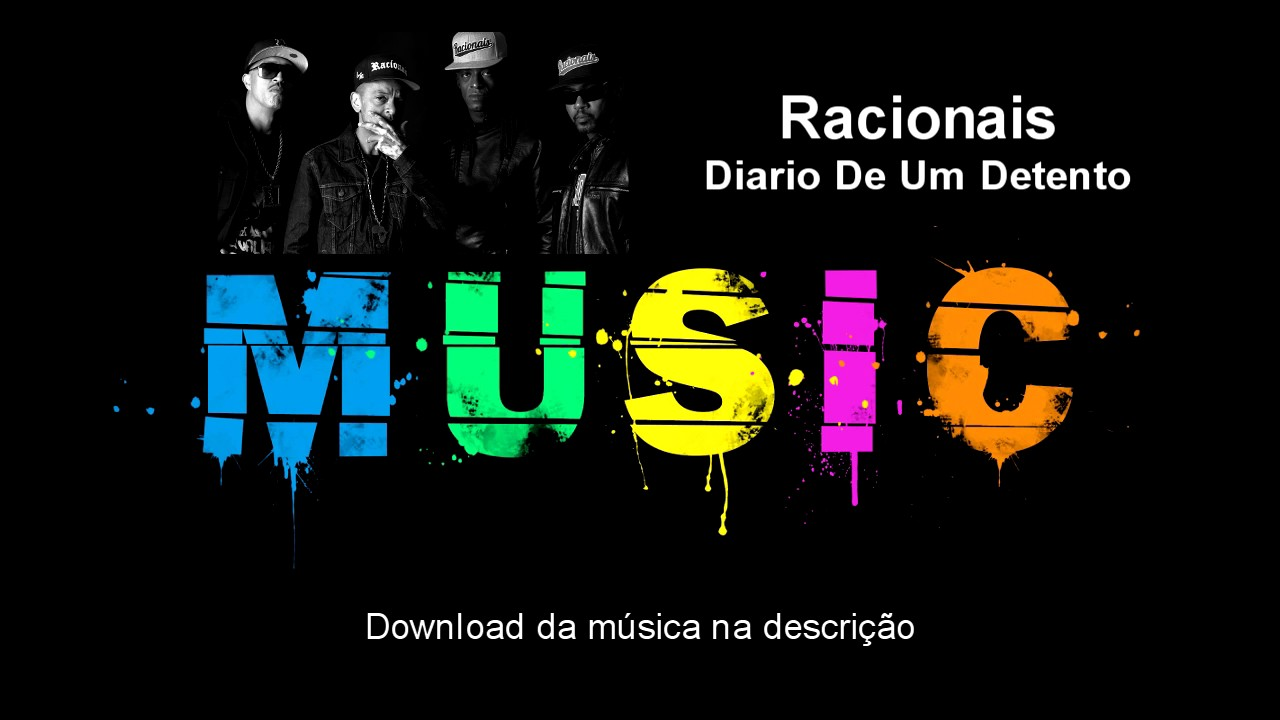 musica racionais diario de um detento palco mp3