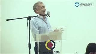 Intervención Dr. José Luis Urón Márquez en Audiencia Pública Informativa.