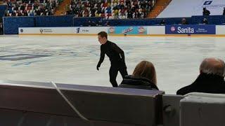 Кубок Первого Канала Прыжковый фестиваль Елизавета Туктамышева Михаил Коляда