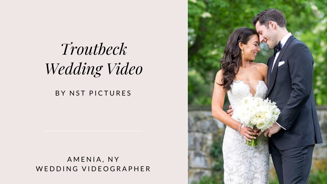 Download Troutbeck Wedding Video :: Amenia Wedding Videographers :: NST Pictures