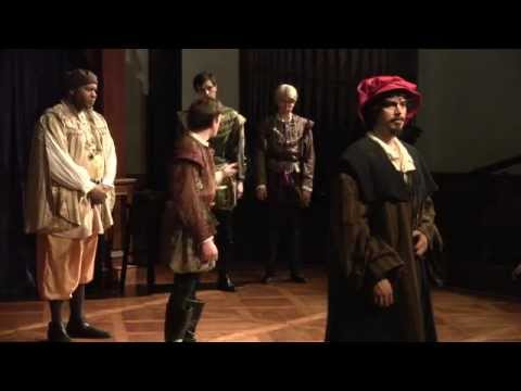 'The Merchant of Venice' at BSF, Part Two