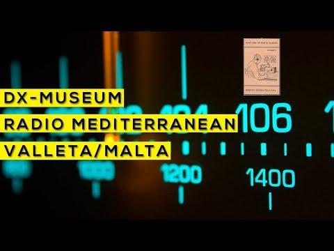 Sons do mundo pelo dial - Radio Mediterranean