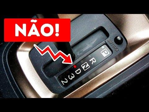 7 Coisas Que Você Jamais Deve Fazer Em Um Carro Automático