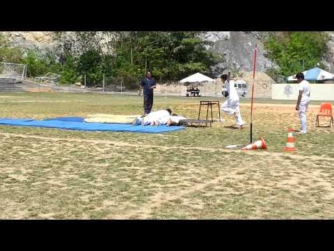 Presentation College San Fernando Gymnastics Club