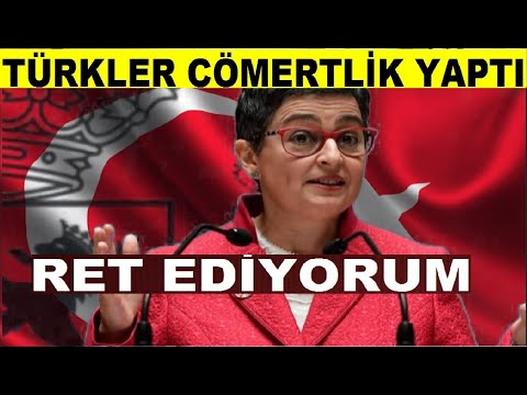 Avrupa'da Türkiye'yi Eleştirenlere Tepki Gösterdi Ve Ekledi Bize Cömertlik Gösterdiler
