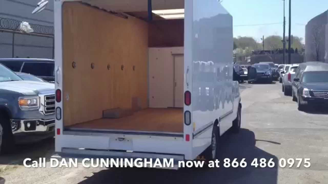 Leftover 2014 Gmc Savana 12 Foot Box Truck For Sale In Ny Near Pa Ct Nj And Long Island Youtube