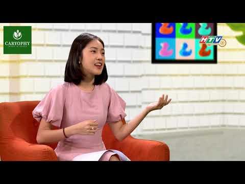 HTV4 - Phỏng Vấn Trực tiếp các sản phẩm Caryophy Việt Nam