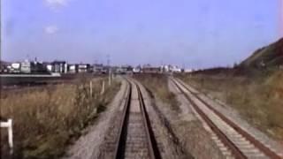 前面展望 北海道 留萠本線(下り) 深川 → 増毛 等速版サンプル
