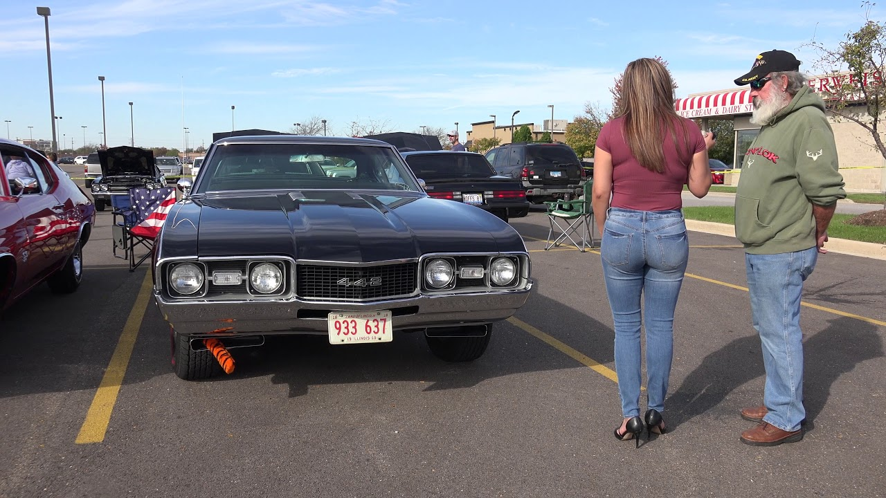 Look At His Second Car He Brought To The Car Show Next To - When is the next car show near me