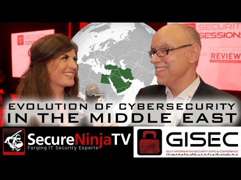 GISEC 2014 Jorge Sebastiao Evolution of Cybersecurity in the Middle East