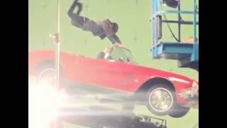 考森Coulson(Clark Gregg)&絲凱Skye(Chloe Bennet) 幕後 behind the scene 神盾局特工 Agents of S H I E L D Thumbnail