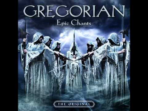 Клип Gregorian - Kiss From A Rose