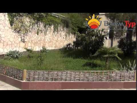 Jamtour.org Пансионат Мюссера им. Лакоба (Мюссера, Абхазия) территория