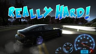 Hardest Drift Game on PC! (Drift Streets Japan)