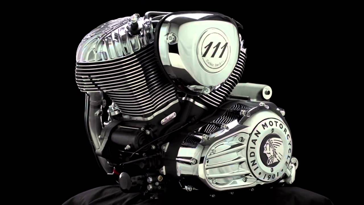Indian Motorcycle  Honoring Our Past, Powering Our Future   The Thunder Stroke 111™