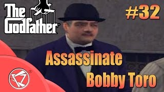 The Godfather Game | Assassinate Big Bobby Toro | 32nd Mission ( w/ Bonus Condition )