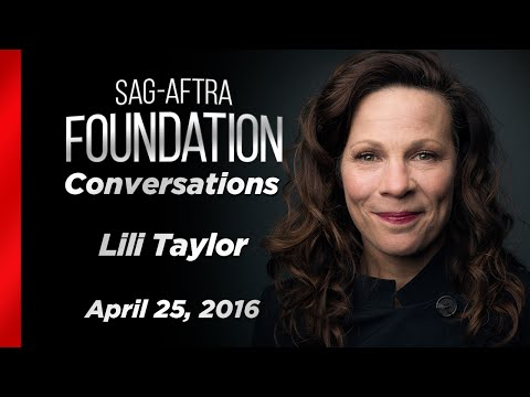 Conversations with Lili Taylor