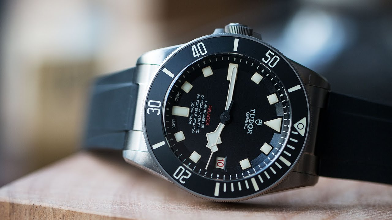 watch review tudor pelagos lhd review youtube. Black Bedroom Furniture Sets. Home Design Ideas
