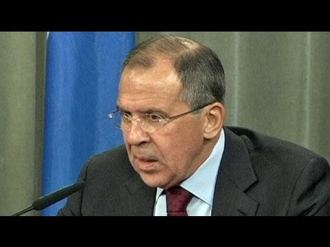 Russia rejects calls for Syrian arms embargo