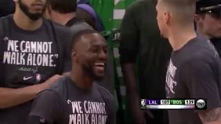 Boston Celtics vs Los Angeles Lakers | January 20, 2020