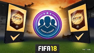 FIFA 18 Ultimate Team, SBC, Terror from the Deep SBC, Lost in the L...