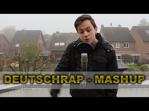 13 Deutsch-Rap-Songs Mashup (BAUSA,Nimo,UFO361,Capital, ...)