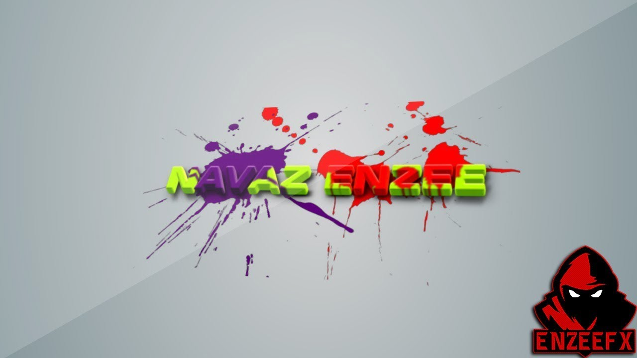 Free After Effects Intro Template 3 Paint Splatter Intro YouTube