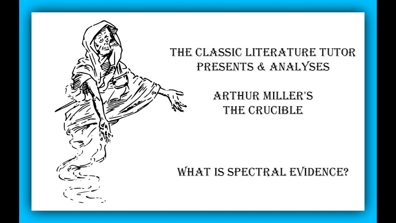a literary analysis of the devils in the crucible by arthur miller The crucible examples of witchcraft the crucible in 1692 a new era of devils and in act two of arthur miller's the crucible' and find homework.
