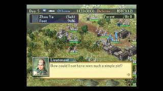 Let's Play Romance of the Three Kingdoms X 025:The Battle for Zi Tong