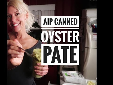 What to do with canned oysters?