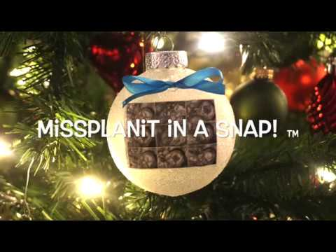 in a snap diy baby announcement christmas ornament youtube