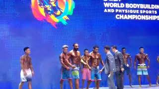 Dharmender gurjar ,mr world