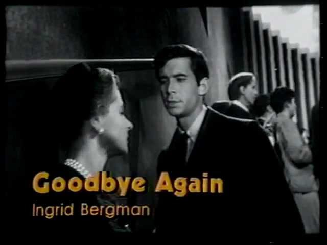 PROMO — Goodbye, Again