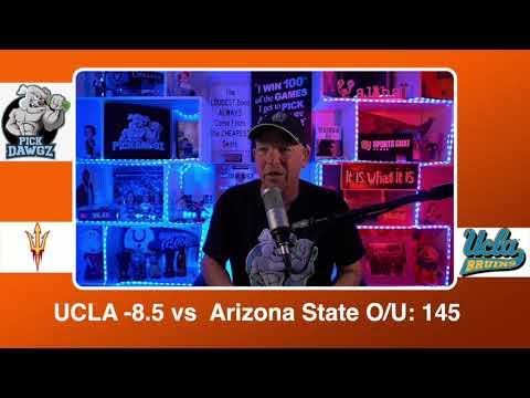 UCLA vs Arizona State 2/20/21 Free College Basketball Pick and Prediction CBB Betting Tips