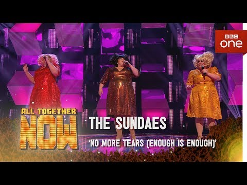 The Sundaes performs 'No More Tears (Enough is Enough) by Donna Summer - All Together Now: Episode 1