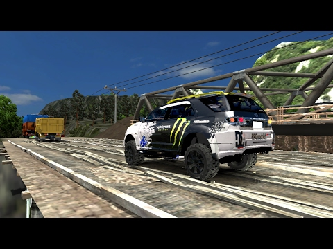Toyota Fortuner Off road Extreme Map Sumatra  | ets2 Indonesia