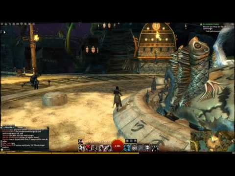 CarMiLP guided Guild Wars 2 - Aussichtspunkt Händlerforum Löwenstein [Deutsch/HD/LG]