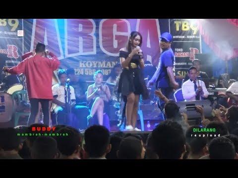 Novi Gingsul - Edan Turun - ARGA Entertainment LIVE Desa Jatisari KEDUNGREJA Cilacap