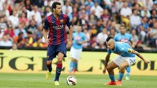 Video Gol Pertandingan Napoli vs FC Barcelona