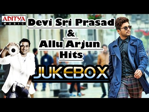 Allu Arjun & Devi Sri Prasad Hit Songs || S/o Satyamurthy Movie Special