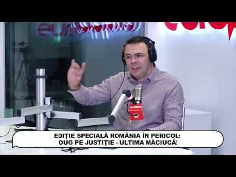 Ediţie Specială România în Pericol: OUG pe justiţie - ultima măciucă!