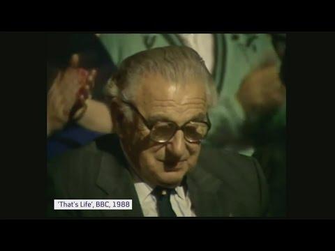 'British Schindler' Nicholas Winton dies at 106
