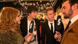 MTV EMA 2012: Marco Reus & Mats Hummels