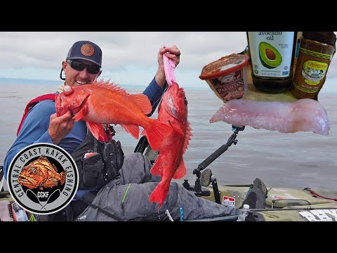 Central Coast Rockfish Catch And Cook