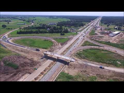 Film 65 (Z1) - Betonowanie płyty przejściowej - wiadukt WD23 w km 52+118.