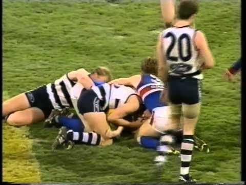 FNWB.com.au - 1994: Qualifying Final, Geelong v Footscray Q4