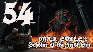 Dark Souls 2 Scholar of the First Sin - Walkthrough Part 54: Dragon Sanctum