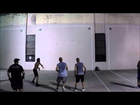 Bori & Ray vs Ish & Alexis